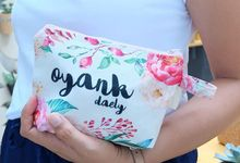 Pouch With Name by minimaanimo