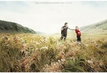 Prewedding by LUMIERE moment.createur