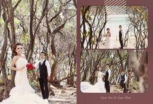 pre-wedding by elmasphoto