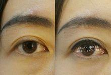 sulam eyeliner by Laura Bride