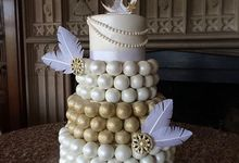 Cake Pop Cake by Bite-Sized Bakery