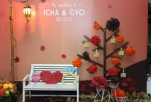 Icha & gyo by instafunbooth