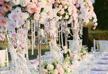 wedding of freddy & lieke by Apple Blooms Creation