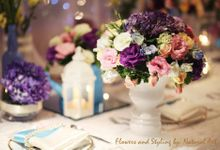 Lovely Flower arrangement by Natural arts flower and decors by Natural Art Flowers and Decors