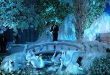 Frozen swanlake by Suryanto Decoration