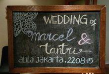 Marcel & Tantri by Ai Organizer