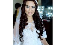 Joe & Lydia Wedding Day by Yurica Darmawan