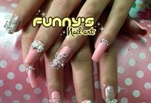 AUGUST by Funny's Nail art