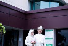 Wan & Syaza by ezfotolabs