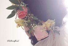 Flower Crown by La Bloom Florist