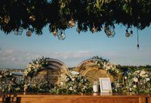 Peiyi & Mike by Destination Wedding Bali