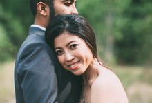 Pre- Wed - Michelle by CELESTE NGAN makeup