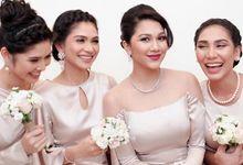 Bridesmaids  by MyEmpireFlowers