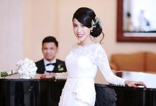 The reception of Danial & Farah by White Rose Co