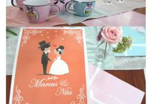 Nita's Bridal Shower Gifts by Fashion Pillow Weds