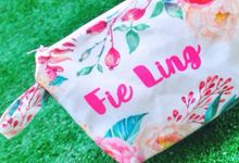 Pouch Pattern no 11 by minimaanimo