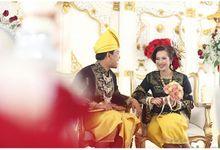 Iskandar + Rumaishah by Azee Photographyical