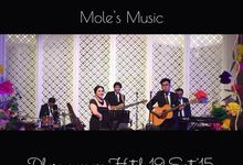 Full Band Performance at Dharmawangsa Hotel by Mole's Music