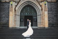 Melbourne E-session of Evan and Carolina by Marble Pixel