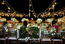 Garden style wedding by Marlyn Production