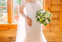 Bridal Gowns by Roxoanne Bagano Couture