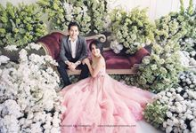 prewedding studio teaser by ricky and nina by INDIGOSIX PHOTOWORKS