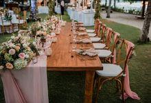 Rustic Decoration by Bali Izatta Wedding Planner & Wedding Florist Decorator