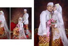 wedding day by Kinarya Portrait