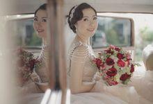 Wedding Of Sander & Joe Lei by Jo Chan Makeup Artistry