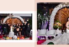 The Wedding Grawendi & Martina- 10 May 2015 by Red Hat Organizer