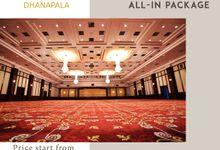 OUR VENUE - DHANAPALA CONVENTION HALL by Alissha Bride