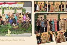 Wedding Andris & Vivi by Charis Production