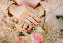 To The Moon by Marini Wedding Service