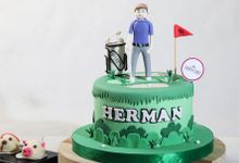 Birthday Cakes Part 1 by Libra Cake