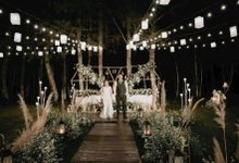 The Wedding of Peter and Yenni by Elior Design