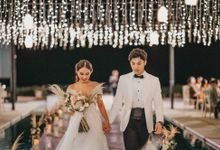 Tommy And Jennifer Wedding by White Roses Planner