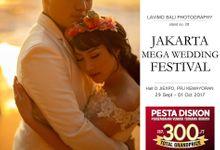 JAKARTA MEGA WEDDING FESTIVAL 29 SEPT -01 OCT 2017 by Lavimo Bali Photo + Video