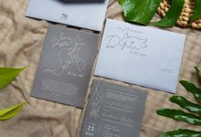 Mini Hardcover by Farever Invitation