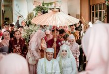 Wedding moment of Dinda & Guntur by Crafted Visual