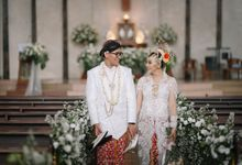 The Wedding of Tamara & Yosi by Avinci wedding planner