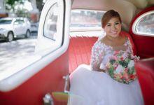 Wedding Bouquet by Marga Florist