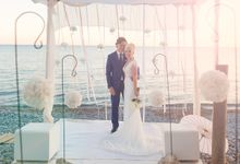 Ibiza Soul beach Wedding and first contact at Sa Talaia by Ibiza-Bali Wedding Photography