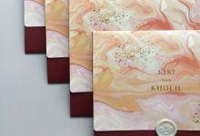 Kiki & Kholil by Duarana Design & Finery