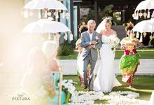 Bali Wedding - Semara Uluwatu - Taylor & Andrea by Bali Pixtura