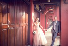 Pre Wedding Photography of Chris & Kalista by Lees Wedding