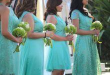 Reza & Anita by Bali Wedding Vows