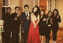 20 Sept 2015 Stephanie & Andhy Engagement by Bridget Wedding Planner