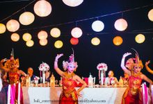 Balinese Dances by Bali Wedding Entertainment