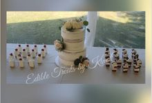 Wedding Cakes by Edible Treats By Kim C.