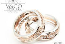 WEDDING RING FASHION DESIGN by V&Co Jewellery